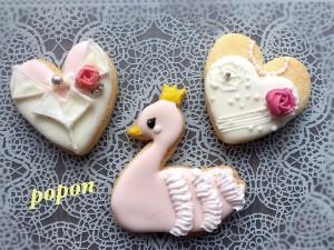 アイシングクッキー6月②