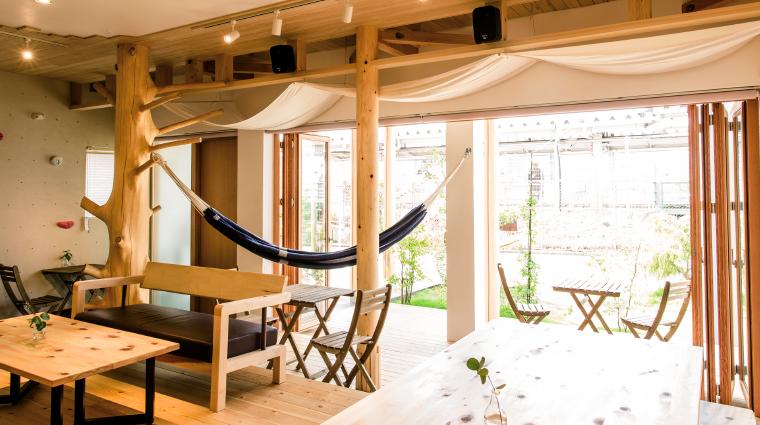 モデルハウス杜-mori- 木製サッシや木製玄関ドア